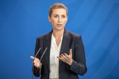 dánia miniszterelnöke cover