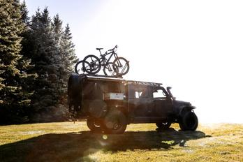 Top Dog: a Jeep szerint a bringások álma