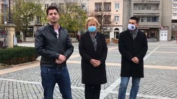 Ungár Pétert indítja az LMP Szombathelyen