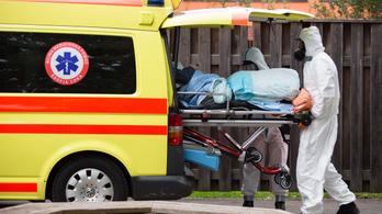 Szlovéniában és Horvátországban is nő a fertőzöttek száma