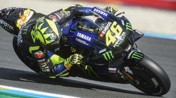 Valentino Rossi továbbra is küzd a koronavírussal