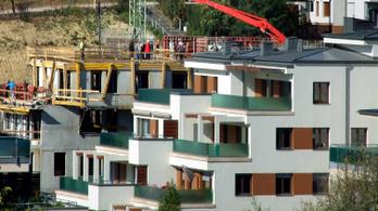 GKI: Enyhíthetik a lakásépítés visszaesését az állami támogatások