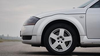 Használtteszt: Audi TT Coupé - 1998