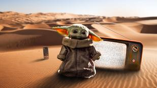 Baby Yoda és a koronavírus változtatja meg a világot