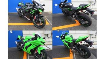 Nem sikerült titkolni az új Kawasaki Ninja ZX-10R-t