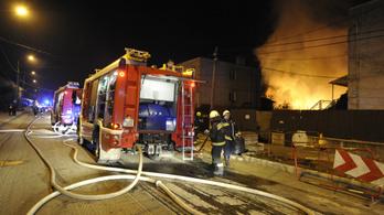Applikációval riasztják a tűzoltókat