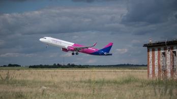 Több napon át nem repül Budapestre a Wizz Air novembertől