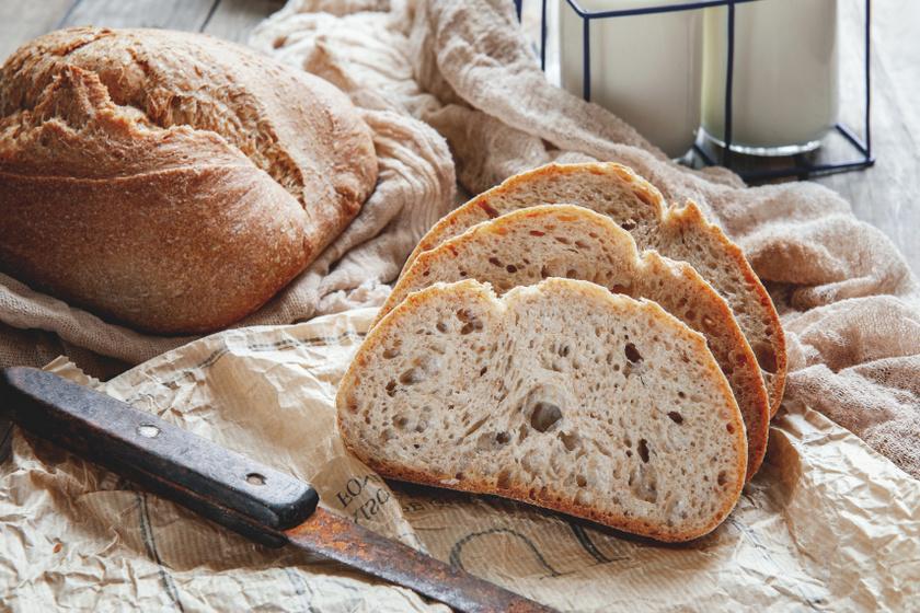 kenyérke belső