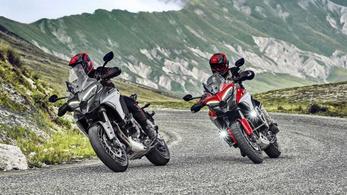 A Ducati Multistrada V4 mindent tud