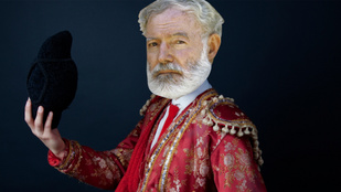 A nap, amikor Hemingway torreádornak állt