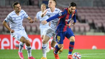 Koeman: A Barcelonának voltak gondjai a Dinamo Kijev ellen