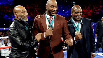 Mike Tyson után egy újabb bokszlegenda térhet vissza
