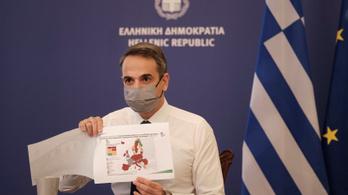 Háromhetes kijárási korlátozás jön Görögországban