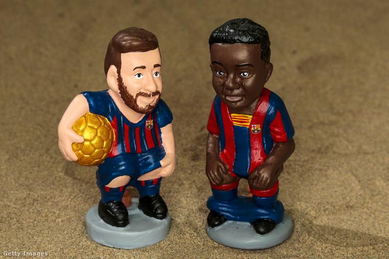 De akit a politikánál jobban érdekel a foci, az választhatja a kakiló Lionel Messit vagy a szintén kakiló Ansu Fatit is