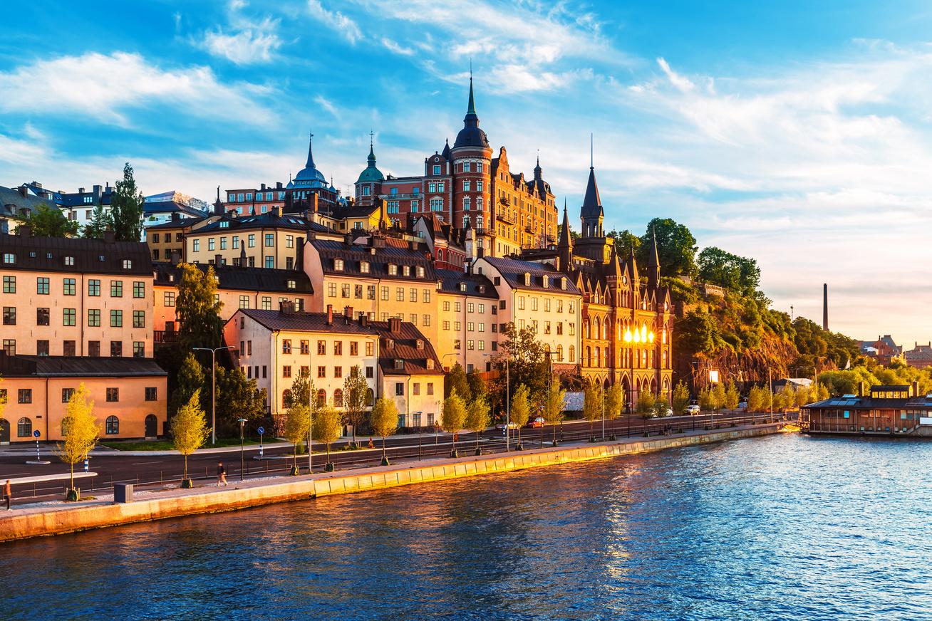 stockholm svédország