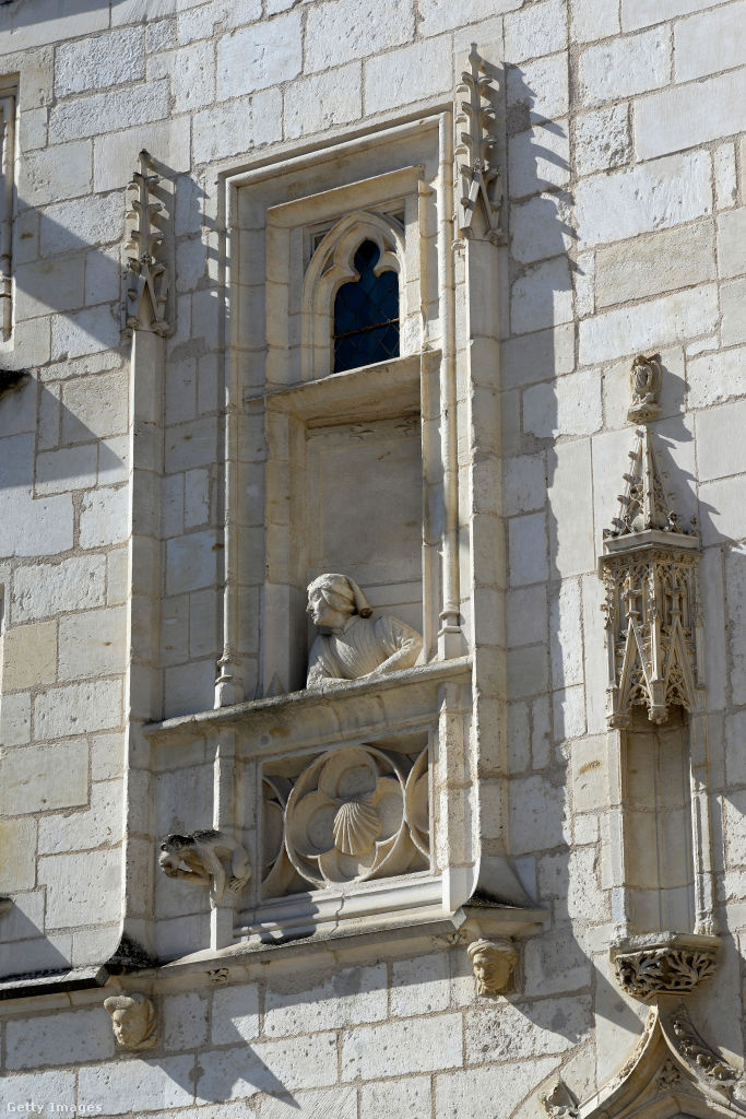 Jacques Coeur bourges-i palotája.