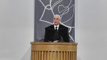 Püspökké választották Balog Zoltánt