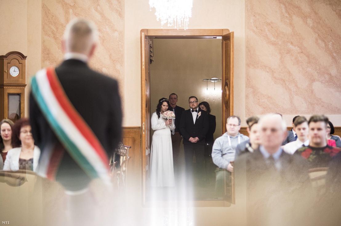 Esküvő Nyíregyházán 2018-ban