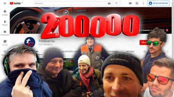 200 ezer ok egy jó videóra