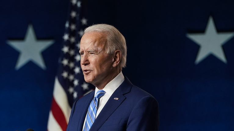 Joe Biden az Egyesült Államok következő elnöke