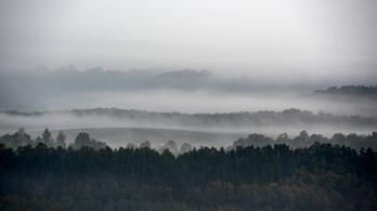A jelszó pénteken: köd, köd, köd