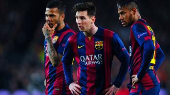 Dani Alves: A Barca, hogy úgy mondjam, prostituálódott