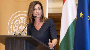 Varga Judit: a vitának még nincs vége