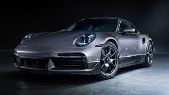 Van az a gép, amihez Porsche jár ajándékba
