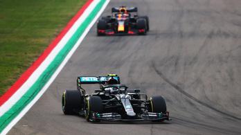 Közel százmillió euró a Formula–1 vesztesége a járvány miatt