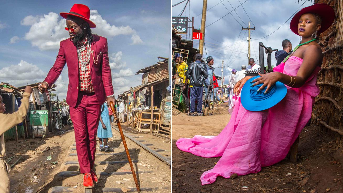 kibera divat cover