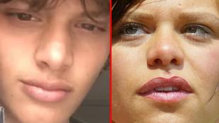Modell lett Jade Goody, a tragikusan fiatalon elhunyt realitysztár fiából