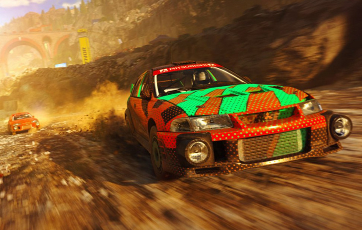 Dirt 5 (Forrás: Codemasters)