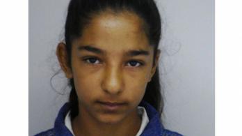 Egy hete nem találják a tizenhárom éves kislányt