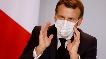 Európai határvédelmi rendőrség létrehozását szorgalmazza a francia elnök