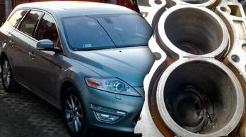 Mátyásnak pechje volt: Fordját 2,2 millióból lehetne megjavítani