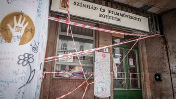 Nincs ítélet az SZFE sztrájk ügyében