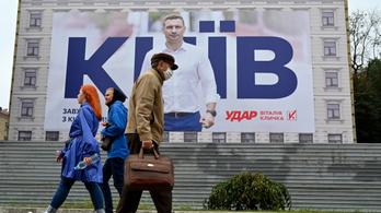 Ismét Klicskó Kijev első embere