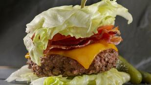A diéta alatt is élvezheted a hamburger ízeit ezzel a trükkel