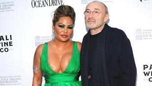 Folytatódik Phil Collins csúnya válós története