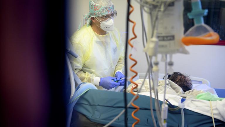 Egy 36 éves nő volt a koronavírus legfiatalabb áldozata tegnap