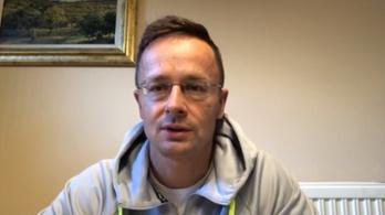 Szijjártó Péter karanténnaplója: Vegyesek a tüneteim