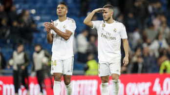 Casemiro és Eden Hazard megfertőződött a koronavírussal