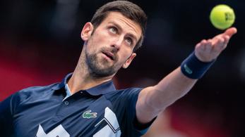Novak Djokovics beállította Pete Sampras rekordját