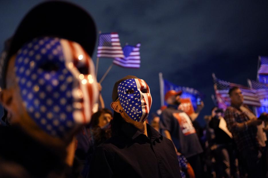 Amerika választ – Percről percre
