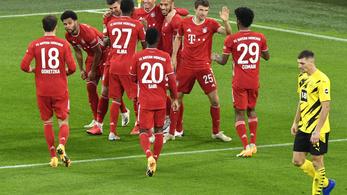 A Klassikert megnyerte, de egyik legjobbját elvesztette a Bayern