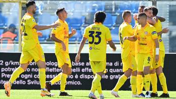 Megszakadt a Sampdoria jó sorozata a Serie A-ban