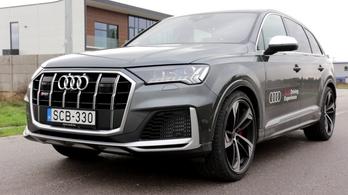 Teszt: Audi SQ7 TDI - 2020.