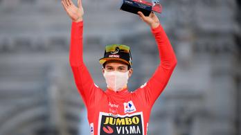 Ackermann nyerte a a madridi sprintbefutót, de címvédés a Vueltán