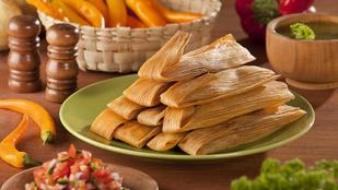 Idézd meg a mexikói hangulatot, dobj össze egy gyors tamalét!