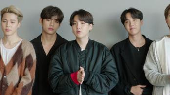 Koreai banda tarolt az MTV EMA-n
